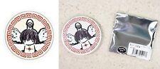 "Ranma ½ Can Badge 01 GraffArt Design Mousse 2.5"" A3 Rumiko Takahashi Licensed NW"