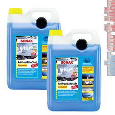 2x 5L Sonax AntiFrost&KlarSicht Scheiben Frostschutz Konzentrat Scheibenreiniger