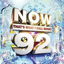 Now That's What I Call Music 92 2CD Set 2015