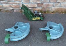 Greenlee 555 Pipe Bender 12 2 Imc Shoes Amp Rollers Nice Shape