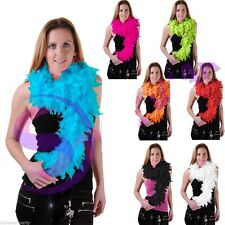 LADIES ADULTS UNISEX LUXURIOUS FEATHER 1920s BURLESQUE BOA FANCY HEN NIGHT PARTY