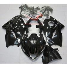 Glossy Black ABS Injection Fairing Kit For Suzuki Hayabusa GSXR1300R 1999-2007