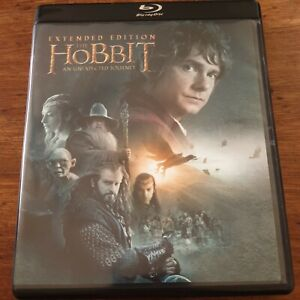 The Hobbit an Unexpected Journey Bluray VERY GOOD - FREE POST