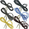 Chord 3M Guitar Cable Lead Braided Vintage Tweed Style Electric Bass Acoustic