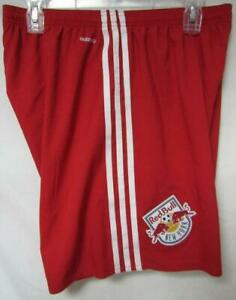 New York Red Bulls Men's Size Large Adidas Climacool Adizero Shorts Red A1 110