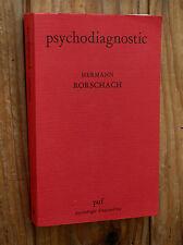Hermann Rorschach Psychodiagnostic ed Puf