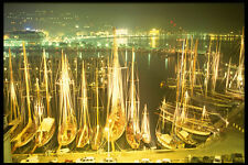588052 Cannes Harbor Before Race To St Tropez A4 Photo Print