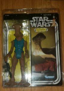 "Star Wars Gentle Giant Jumbo 12"" Kenner Hammerhead Momaw Nadon 2012,"