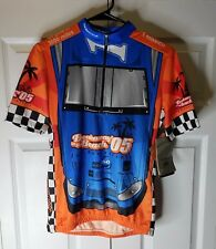 Sugoi Breakaway to the Beach Cycling / Bike jersey - Adult M. BRAND NEW 2005