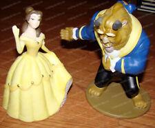Bella & Beast (Disney, China) Hand-Painted Porcelain, Beauty & the Beast