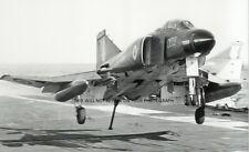 AIRCRAFT OF HMS ARK ROYAL (R09) - 30 PHOTOS - PHANTOMS, BUCCANEERS, GANNETS etc