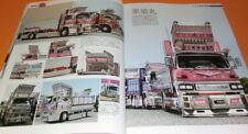 MODEL CARS SCALE TRUCKS : Back to the 80s book plastic model japanese #0700