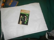 Lost moorings by Simenon paperback book 1962 poor condition