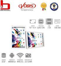 """MEDIACOM SmartPad Pro Tablet Android 6.0 Marshmallow 32GB 10.1"""" IPS cod.M-MPB10E"""