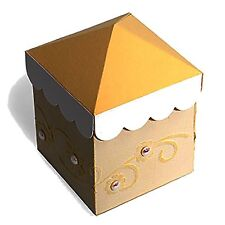 Sizzix Bigz Pro Box with Scallop Lid #656597 Retail $59.99 Retired, AWESOME!!!!