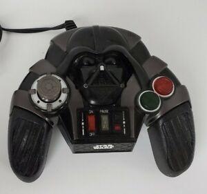 Star Wars Game Plug & Play Darth Vader Joystick 5 in 1 TV Video Jakks Pacific