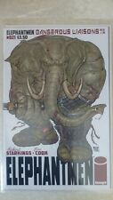 "Elephantmen Issue 21 ""First Print"" - 2009 Starkings"