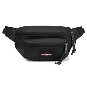 Eastpak Doggy Bag Bauchtasche Schwarz Black Gürteltasche Hüfttasche 3L Tasche