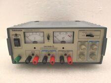 Tektronix CPS250 Triple Output DC Power Supply 1x 5V 2A, 2x Variable 20V 0.5A