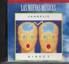 Vangelis ‎– Direct,CD, Album,1995