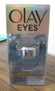 NEW!! OLAY Eyes Deep Hydrating EYE GEL .5 oz (6058)