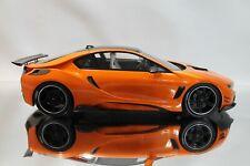1/18 AB Models BMW I8 AC Schnitzer ACS8 Hybrid Orange Resin Limited Pieces