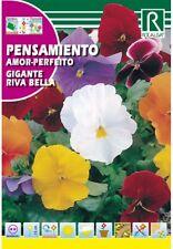 flores en sobre semilas PENSAMIENTO