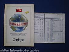 Peco Model Railway Catalogue 1992