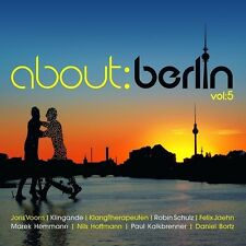 ABOUT: BERLIN VOL: 5 2 CD NEU - KLINGANDE, KLANGKARUSSELL, PAUL KALKBRENNER