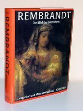 Jacqueline et Maurice Guillaud: Rembrandt. L'image de l'homme.