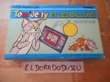 ELDORADODUJEU > GAME & WATCH TOM & JERRY ET LES BALLONS EN BOITE COMPLET LANSAY