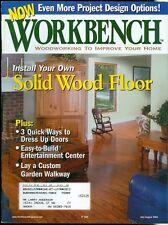 2001 Workbench Magazine: Solid Wood Floor/Dress Up Doors/Garden Walkway