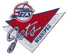 "1990-96 WINNIPEG JETS NHL HOCKEY 3 5/8"" DEFUNCT TEAM LOGO PATCH"