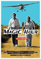 Magia Hora / Griego Película DVD / Nuevo
