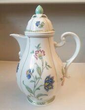 Villeroy Boch Indian Summer Coffee Kaffee Porzellan Porcelain Kanne Pot Top