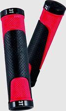 3T Team MTB Lock on Handlebar Grips / Soft Comfortable Ergonomic / Mountain Bike