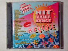 CD HIT MANIA DANCE ESTATE 1995 TI.PI.CAL. U.S.U.R.A. DATURA NETZWERK PREZIOSO
