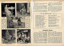 Deutscher Flachs * Schwälmer Bauernbrauch * mit 10 historischen Aufnahmen 1916