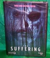 BRAND NEW BREAKING GLASS ROBERT HAMILTON THE SUFFERING HORROR MOVIE DVD 2016