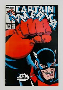 Captain America #354 First U.S.Agent Appearance 1st App Hot Key No Reserve!