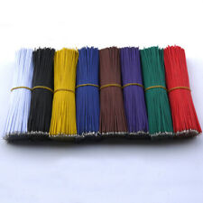 24AWG Jumper Breadboard Wire Electronic Wires Double Tinning UL1007 Variou Color