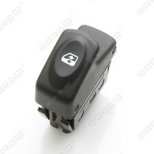 ELECTRIC WINDOW SWITCH RENAULT CLIO ELECTRIC WINDOW CONTROL SWITCH 6 PIN BLACK