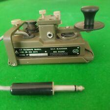Ham Radio Morse Key Manufactured at R.O.F. Blackburn