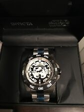 Invicta Star Wars Storm Trooper mens watch limited edition 0361/1977