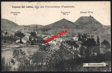Vosges-Lubine-provencheres-ALSACE - Chemin de fer baukompanie-Hartmannsweilerkopf
