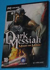 Dark Messiah - Might and Magic - PC New Nuovo Sealed