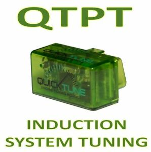 QTPT FITS 2011 FIAT 500 1.4L GAS INDUCTION SYSTEM PERFORMANCE CHIP TUNER