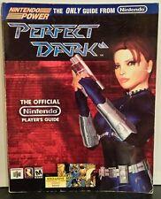 Perfect Dark The Official Nintendo Player's Guide Nintendo Power