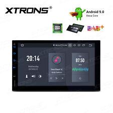 "Doppel 2 Din Android 9.0 6Core Autoradio USB 4GB+64GB 7"" GPS Navi HDMI Wifi DAB+"
