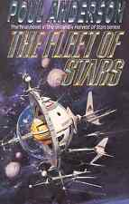 POUL ANDERSON THE FLEET OF STARS HARDCOVER 1997 FIRST EDITION NEW RARE OOP
